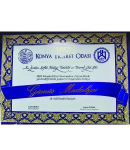 KTO Gümüş Madalya